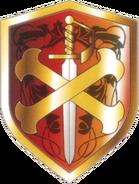 Space Pirates Crossbone Vanguard - Emblem