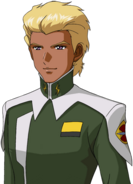 Super Robot Wars T Character Face Portrait 432