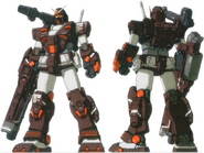 FA-78-2 Heavy Gundam Fix Figuration