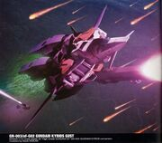 Gundam Kyrios Gust - Story Photo
