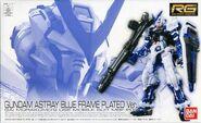 RG Gundam Astray Blue Frame Plated Ver