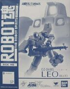 RobotDamashii oz-06ms-Blue p01