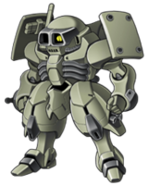 Super Robot Wars V Mecha Sprite 207