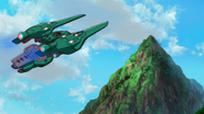 G-Reco Movie II Armorzagan 4