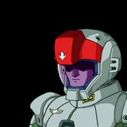 Neo Zeon Pilot B (SRW A3)