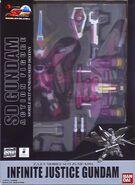SDGAF Infinite Justice Gundam