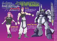 Build Γ Gundam Divers Break