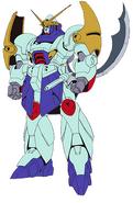 GF13-052NT Minaret Gundam Front