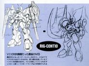 Rig Contio earlier designs