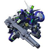 SD Gundam G Generation Genesis Gundam Blossom