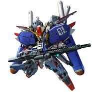 SD Gundam G Generation Genesis ex superior sentinel