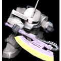 Unit br zaku ii high mobility type shin matsunaga custom