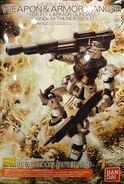 Weapon Armor Hanger for Full Armor Gundam Thunderbolt