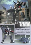 GW Heavy Gundam & Guncarry