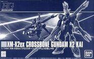 HGUC Crossbone Gundam X-2 Kai