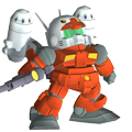Unit cr guncannon spray missile