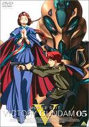 Victory Gundam DVD 05