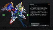 Wing Gundam EW Data From SD Gundam G Generation Cross Rays