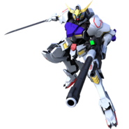 ASW-G-08 Gundam Barbatos 4th Form (GBON)