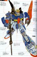 MSZ-006 - Zeta Gundam - TechDetail