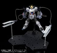 RX-9-B Narrative Gundam B-Packs (Gunpla) (Action Pose 2)