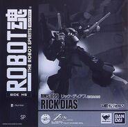 RobotDamashii rms-099-Black p01