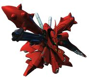 SD Gundam G Generation Genesis Nightingale