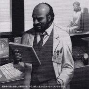 Tony Takezaki Illustration Dr. Flannagan