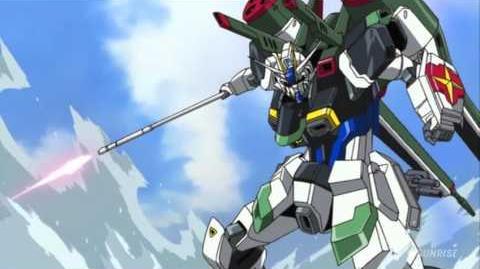 119 ZGMF-X56S Impulse Gundam (2) (from Mobile Suit Gundam SEED Destiny)