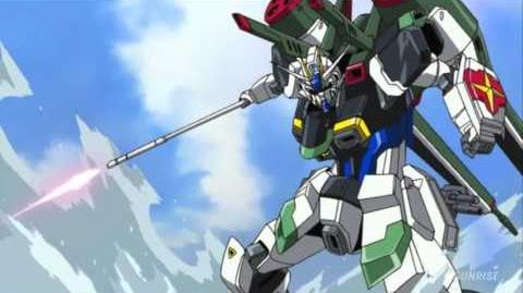 119 ZGMF-X56S Impulse Gundam (2) (from Mobile Suit Gundam SEED Destiny)