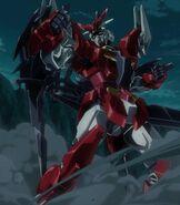 PFF-X7-E4 Marsfour Gundam (Ep 03) 03
