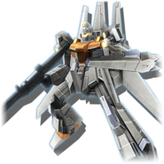 Gundam Diorama Front 3rd RGZ-95C ReZEL Type-C (GR)