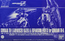 HGUC Gundam TR-1 -Advanced Hazel- & Expansion Parts for Gundam TR-6