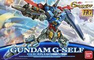 HG Gundam G-Self Atmospheric Pack Boxart
