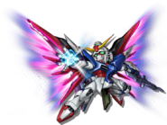 Super Robot Wars V Destiny Gundam