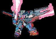 AGE-1G Gundam AGE-1 Glansa (Gundam Extreme VS. 2)