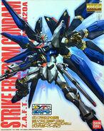 MG Strike Freedom Gundam Clear Color