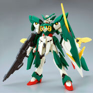 XXXG-01Wfl Gundam Fenice Liberta (Gunpla) (Front)