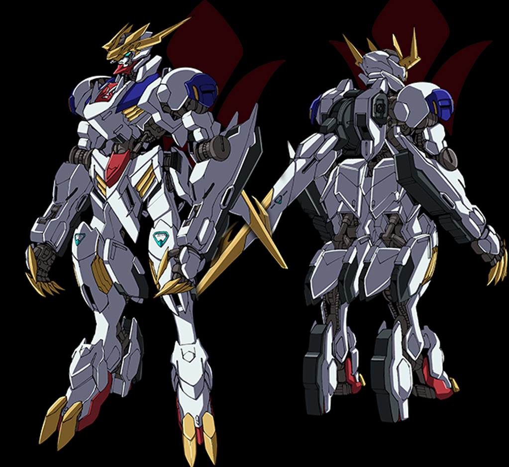 Image - Barbatos Lupus Rex .png | The Gundam Wiki | FANDOM