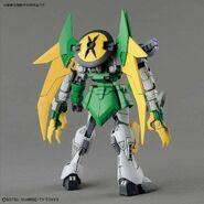 Gundam Jiyan Altron (Gunpla) (Rear)