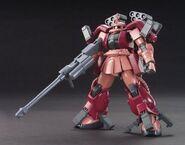 MS-06R-AB Zaku Amazing (Gunpla) (Front)