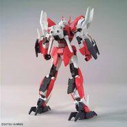 Marsfour Gundam (Gunpla) (Rear)