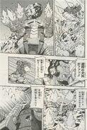 Yonem Kirks manga - Bande Dessinee