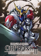 Mobile Suit Gundam IRON-BLOODED ORPHANS 2ND BD Vol.1