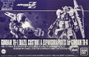 HGUC Gundam TR-1 -Hazel Custom- & Expansion Parts for RX-124 Gundam TR-6