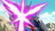 PFF-X7-E3 Earthree Gundam (Ep 01) 05