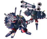 SD Gundam G Generation Cross Rays Destroy Gundam