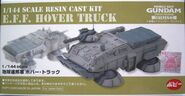 Gunpla HoverTruck 144-BClub Resin box