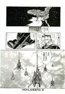 Mobile Suit Gundam 0099 Moon Crisis Side Story Highlanders114