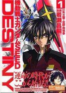 Mobile Suit Gundam Seed Destiny 1
